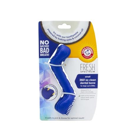 Arm & Hammer Fresh Spectrum 360 EZ Clean Dental Bone Dog Toy