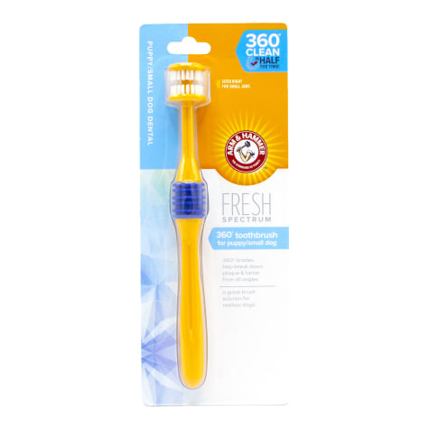 Arm & Hammer Fresh Spectrum 360 Degree Toothbrush for Puppies
