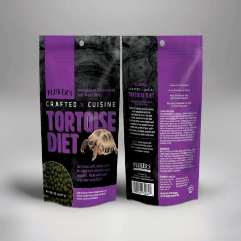 Fluker's Tortoise Crafted Cuisine Diet Food