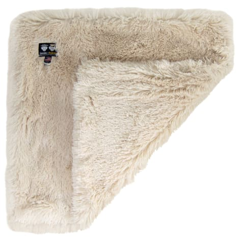 Bessie and Barnie Ultra Plush Blondie Luxury Shag Pet Blanket