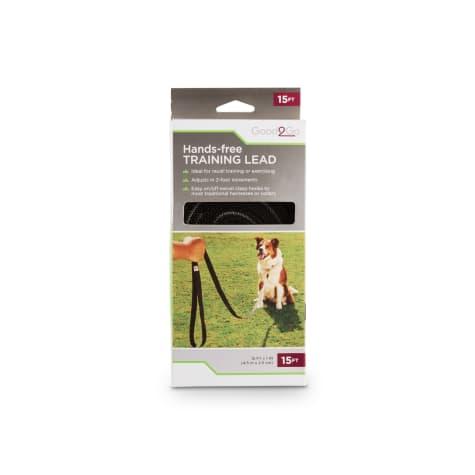 Good2Go Adjustable Recall Training Leash for Dogs