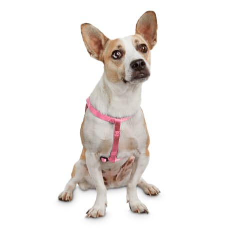 Good2Go Easy Step-In Pink Comfort Dog Harness