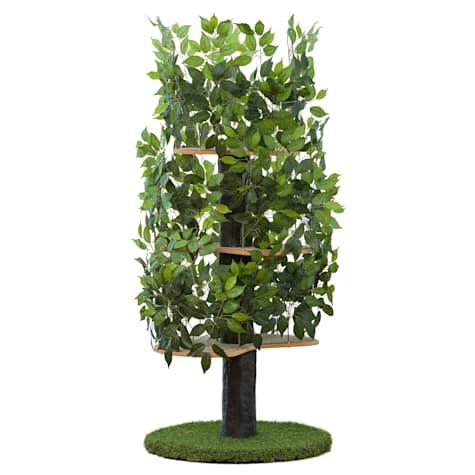 On2Pets Luxury Round Cat Tree