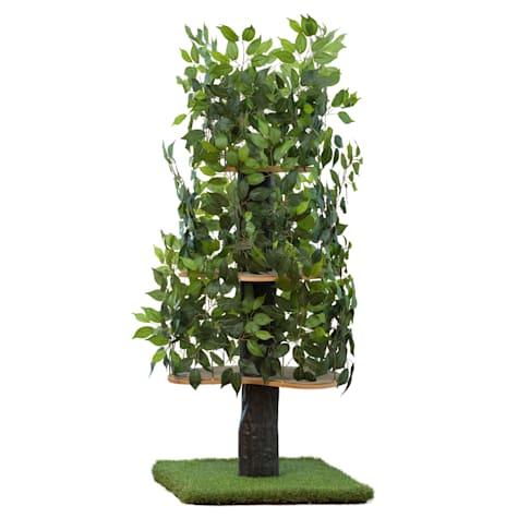 On2Pets Luxury Square Cat Tree