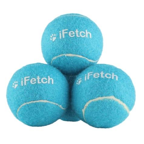 iFetch Too Tennis Balls Dog Toys