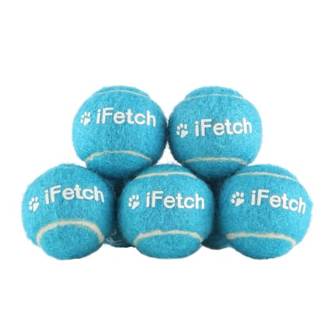 iFetch Tennis Balls Dog Toys