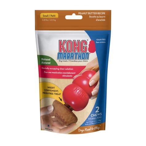 KONG Marathon Peanut Butter Chew Dog Toys