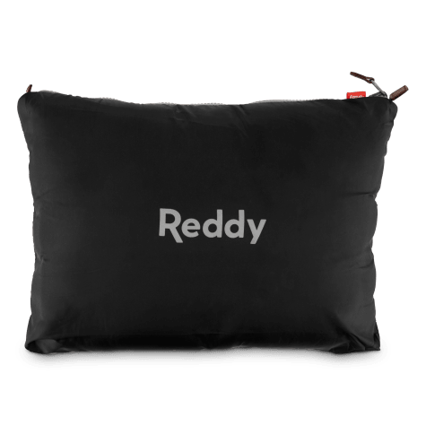 Reddy Black & Grey Pack & Go Cuddle Throw for Dogs