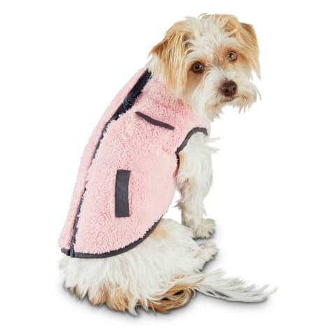 Good2Go Pink Reversible Riding Dog Jacket