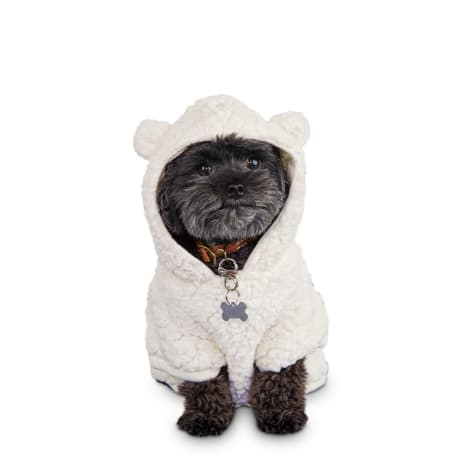 Bond & Co. Cozy Critter Dog Hoodie