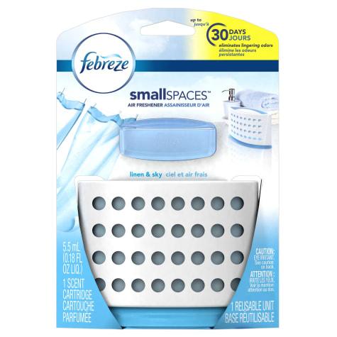 Febreze Small Spaces Air Freshener Starter Kit for Dogs