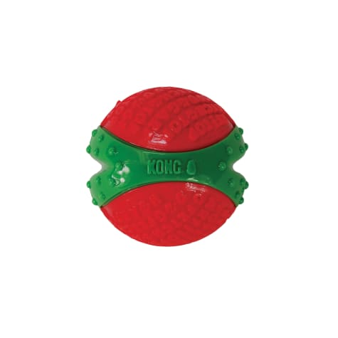 KONG Holiday CoreStrength Ball Dog Toys