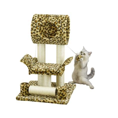 Go Pet Club Leopard Print 28