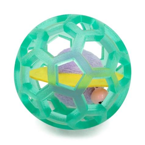 Pusheen Orbit Ball Cat Toy With Bell