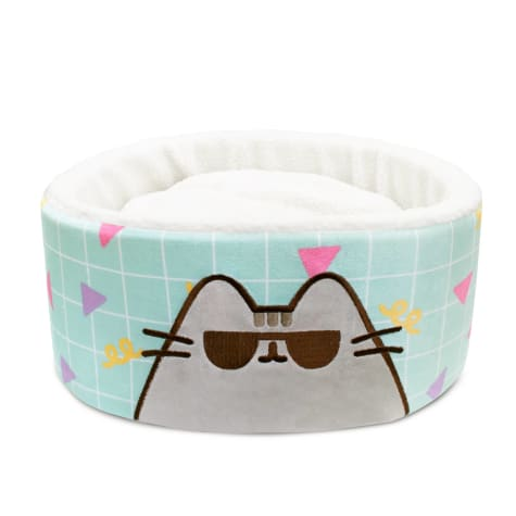 Pusheen Sunglasses Cuddler Bed for Cats