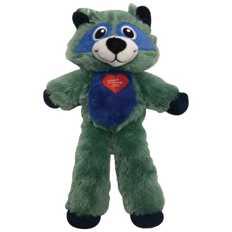 Good Stuffing Plush Long Body Racoon Dog Toy