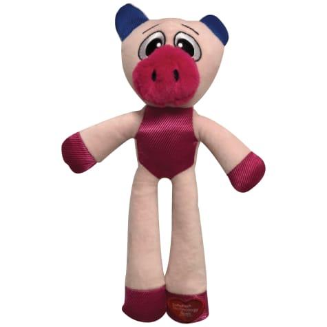Good Stuffing Plush Rope Pig Dog Toy