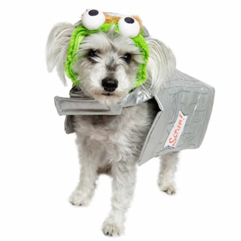 Pet Krewe Oscar the Grouch Costume for Dogs