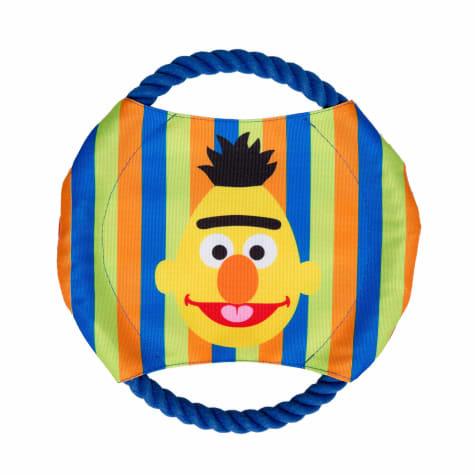 Pet Krewe Bert and Ernie Frisbee Dog Toy