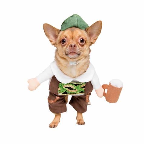 Pet Krewe Oktoberfest Costume for Dogs