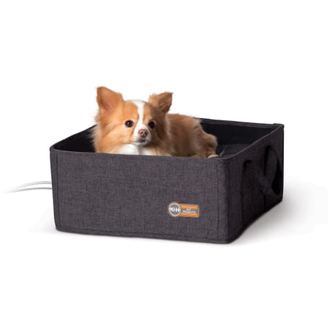 K&H Thermo Basket Gray Pet Bed