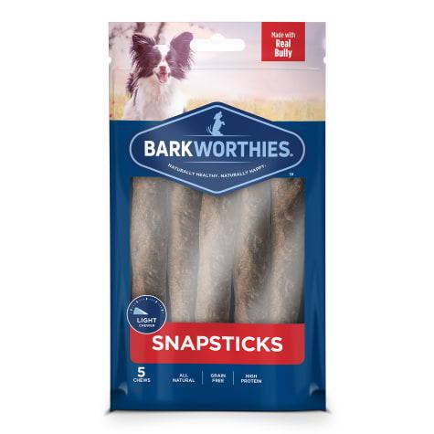 Barkworthies Small Snap Sticks Dog Treats