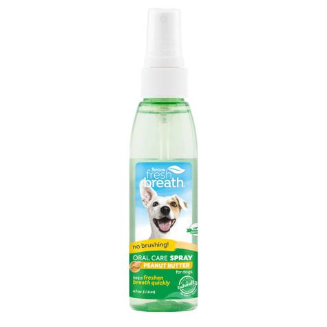 TropiClean Fresh Breath Oral Care Spray for Pets
