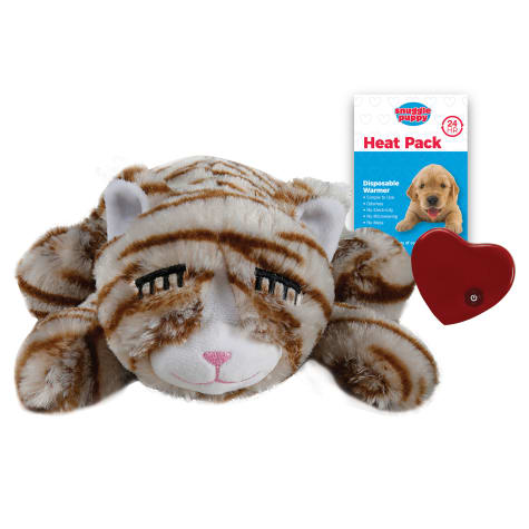 SmartPetLove Snuggle Kitty Behavioral Aid Toy