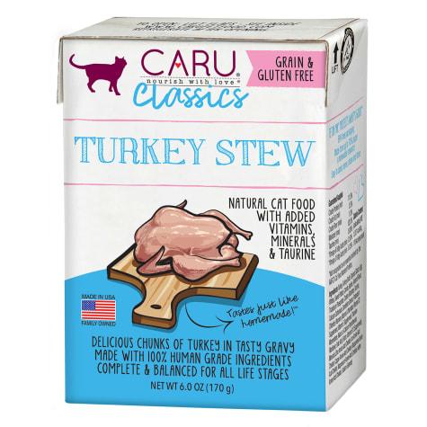 CARU Turkey Stew Wet Cat Food