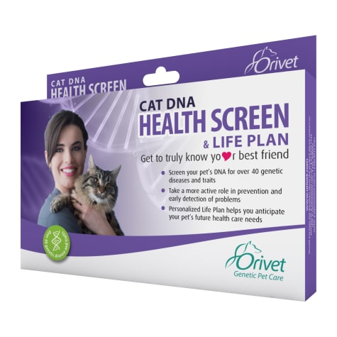 Orivet Cat DNA Health Screen
