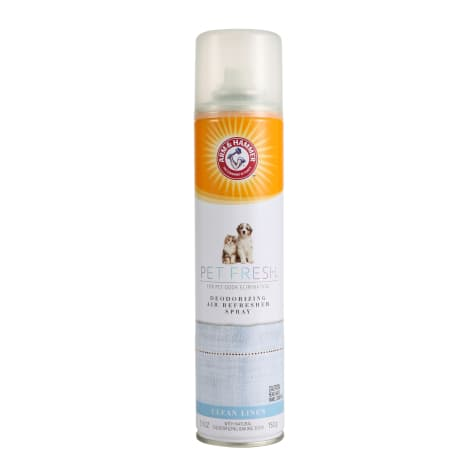 Arm & Hammer Pet Fresh Deodorizing Air Fresh Clean Linen Scent for Dogs and Cats