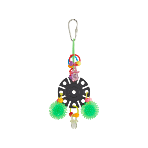 You & Me Rays The Roof Chewing Assorted Bird Toy