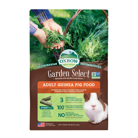Oxbow Garden Select Adult Guinea Pig Food