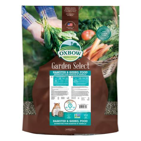 Oxbow Garden Select Hamster & Gerbil Food