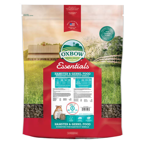 Oxbow Essentials Hamster & Gerbil Food
