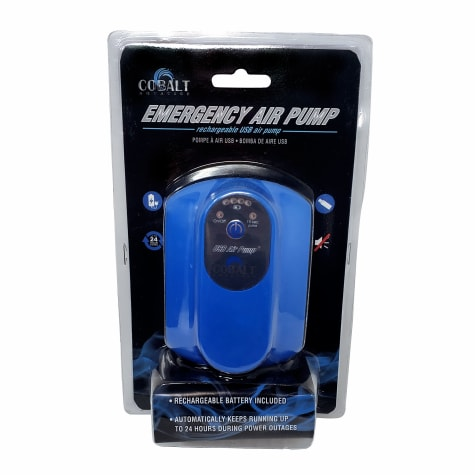 Cobalt Aquatics Emergency Air Pump