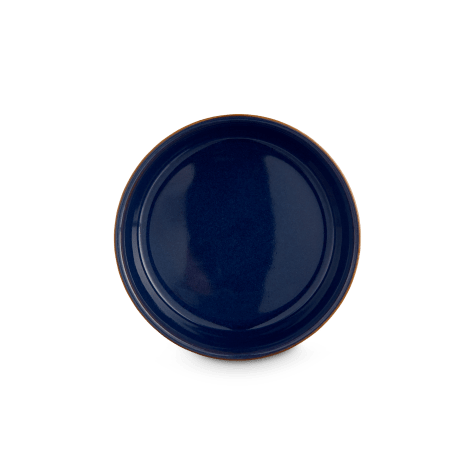 Reddy Indigo Ceramic Dog Bowl