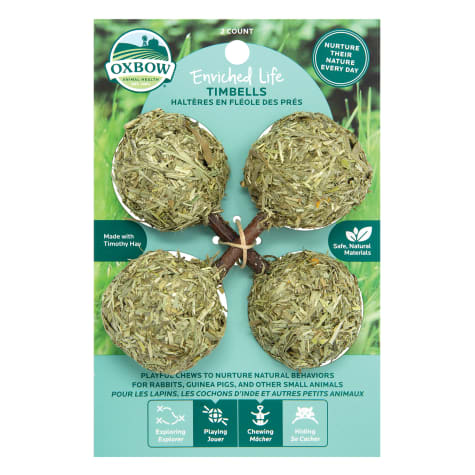 Oxbow Enriched Life Timbells Chew for Rabbits