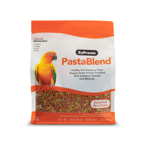 ZuPreem PastaBlend for Medium Birds