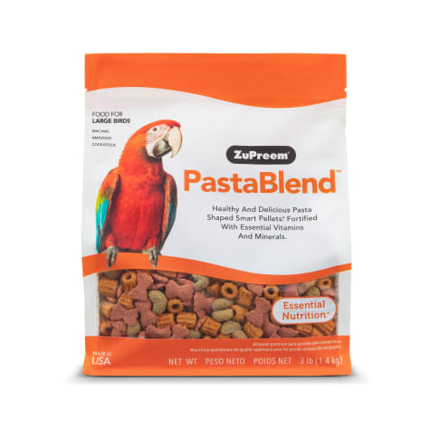 ZuPreem PastaBlend for Large Birds