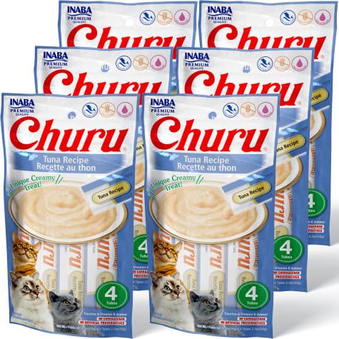Inaba Churu Tuna Recipe Cat Treats