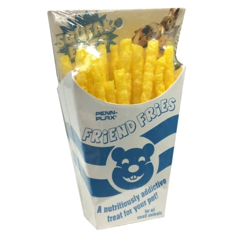 Penn Plax Friend Fries Treat for Small Animals