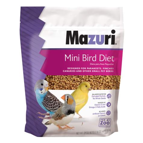 Mazuri Mini Bird Diet