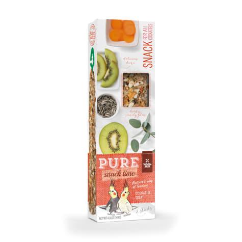 White Mill Treat Stick Kiwi & Eucalyptus Flavor for Cockatiel