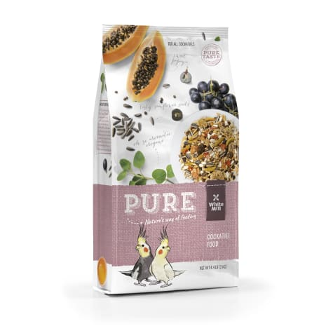 White Mill Gourmet Seed Mixture for Cockatiel