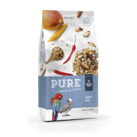 White Mill Gourmet Seed Mixture for Parrot