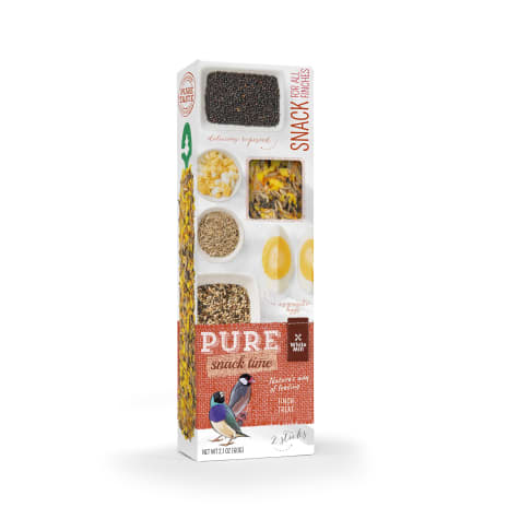 White Mill Treat Stick Wild Seed Flavor for Finch