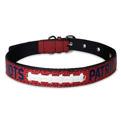 Pets First New England Patriots Signature Pro Dog Collar