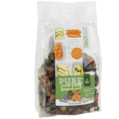 White Mill Veggie Snack Carrot & Cucumber Flavored Treats