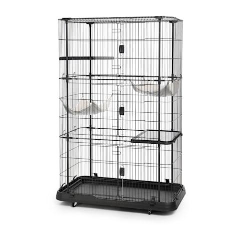 Prevue Pet Products 7500 Premium 4 Level Cat Home